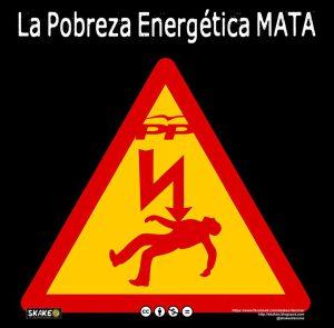 La pobreza energetica mata